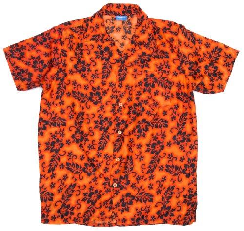 on-shore-mens-tropical-hawaiian-gradient-floral-print-aloha-shirt-orange-x-large