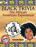 Black Trivia, Carole Marsh, 0635015730