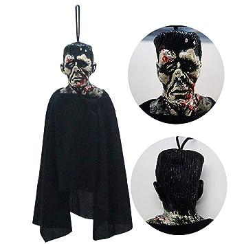 halloween pendant decorationslovewe 1pcs halloween props paper durable pendant tag for ghost festival ktv