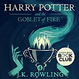 Harry Potter and the Goblet of Fire, Book 4 | Livre audio