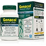 Genacol Bone Strength and Joint Mobility Hydrolyzed Collagen Complex with Calcium, Boron, Magnesium,