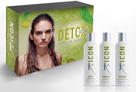 ICON PACK DETOX HIDRATANTE (Shift 250ml+Energy 250ml+Awake 250ml): Amazon.es: Salud y cuidado personal