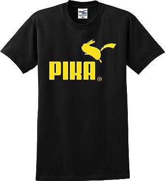 1c7d4c672 Amazon.com: Utopia Sport Pika Funny T-Shirt (S-5X): Clothing