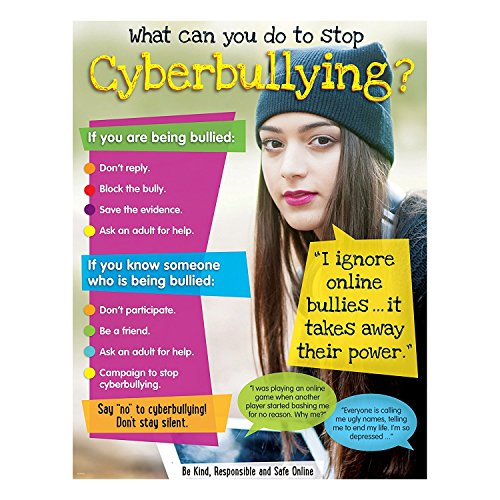 trend-enterprises-cyberbullying-secondary-learning-chart-1-piece-17-x-22
