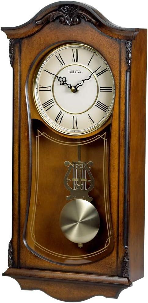 Bulova Clock C3542 Cranbrook - Grandfather Clocks