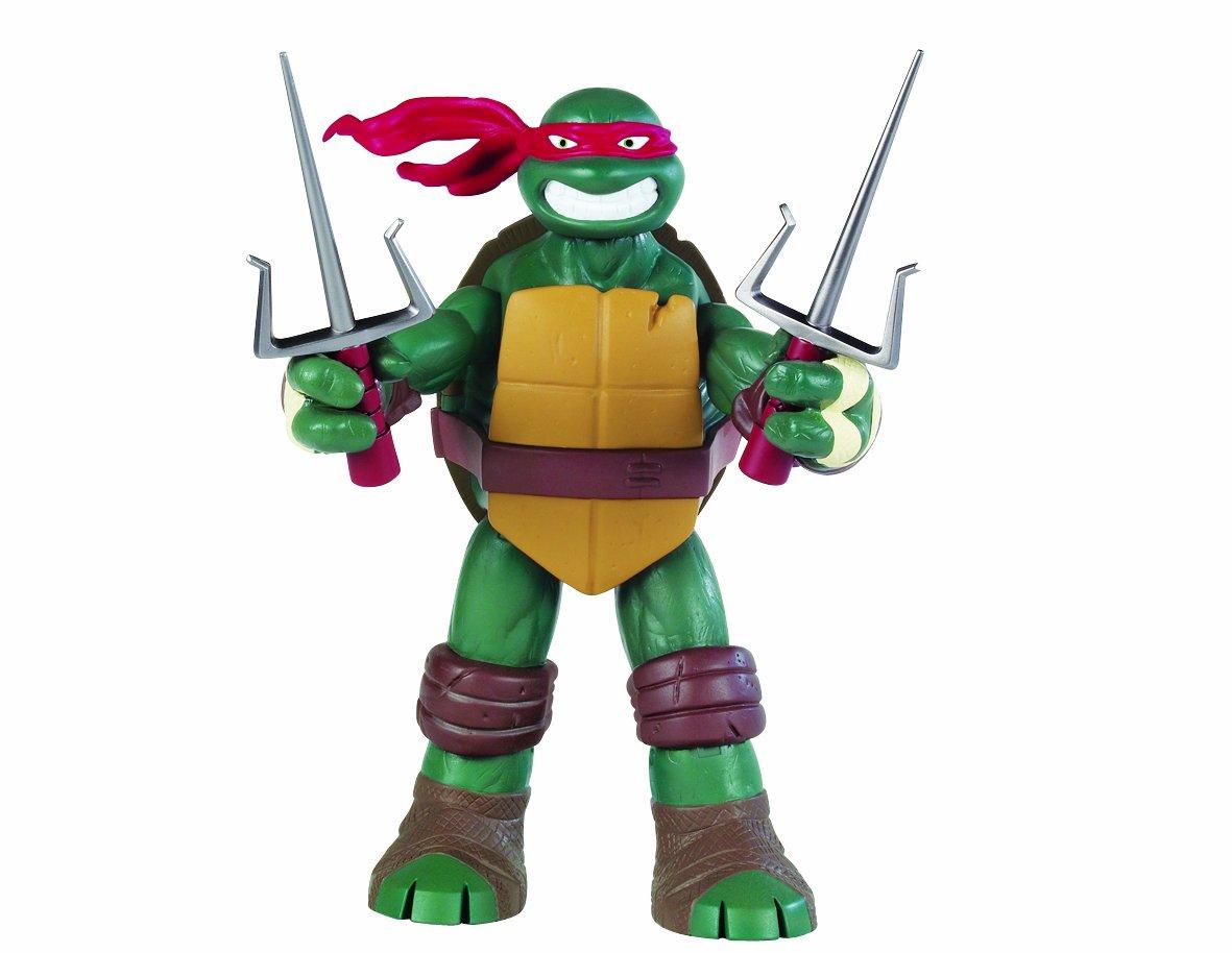 Tortugas Ninja - Figura Raphael, 28 cm (Giochi Preziossi ...