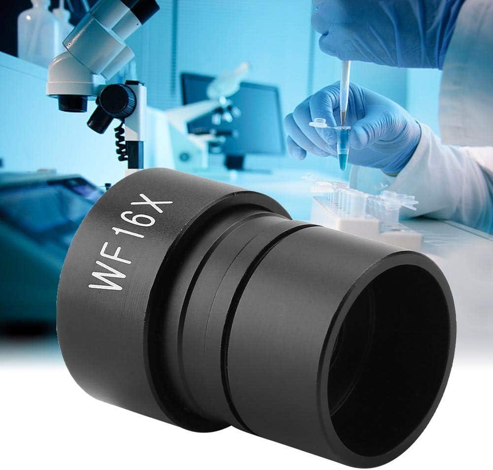 Microscope Eyepiece,11mm Eyepiece for Microscope Ocular Lens Mounting 23.2mm,DM-R002 WF16X