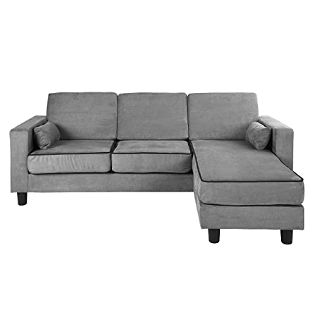 Prime House In A Box Malt Modern Sofa With Microfiber Sectional Alphanode Cool Chair Designs And Ideas Alphanodeonline
