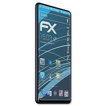 Handys & Kommunikation Bildschirmschutzfolien Atfolix 3x Displayschutzfolie Für Xiaomi Mi Mix Schutzfolie Fx-clear Folie