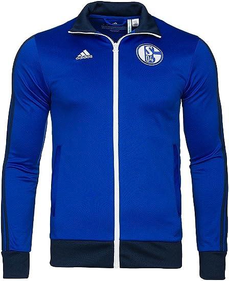 adidas Herren Trainingsjacke FC Schalke 04 Track Top: Amazon