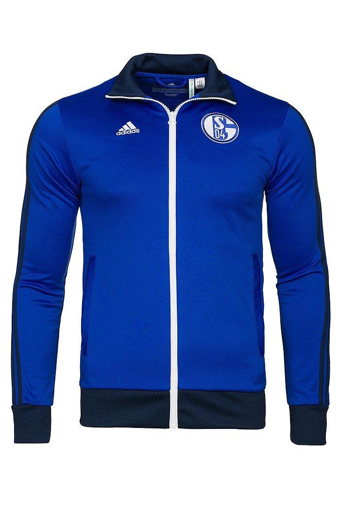 Adidas Herren Trainingsjacke FC Schalke 04 Track Top