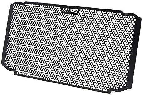 2pcs Diabolos M6 Tornillos CNC Aluminio para Yamaha MT-09//SP MT09//SP 2014-2019(Plata)