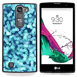 Planetar ( Azul ) LG G4c Curve H522Y ( G4 MINI , NOT FOR LG G4 ) Fundas Cover Cubre Hard Case Cover