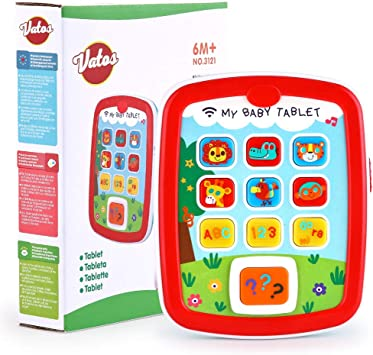 Baby Laptop Computer Toddler Girls Interactive Musical Sensory Learning Gift