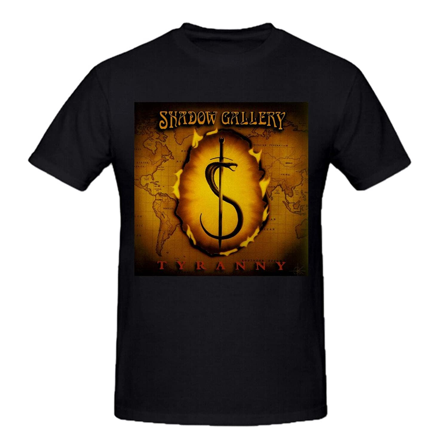 Shadow Gallery Tyranny Mens 3x Tee Shirts Crew Neck