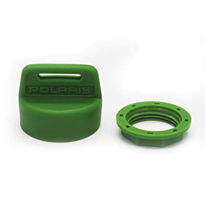 Custom Install Parts Color Coded Rubber Key Switch Cover Organizational Tool Fitted for Polaris (Green): Automotive
