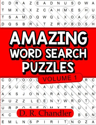 Amazing Word Search Puzzles, Volume ()