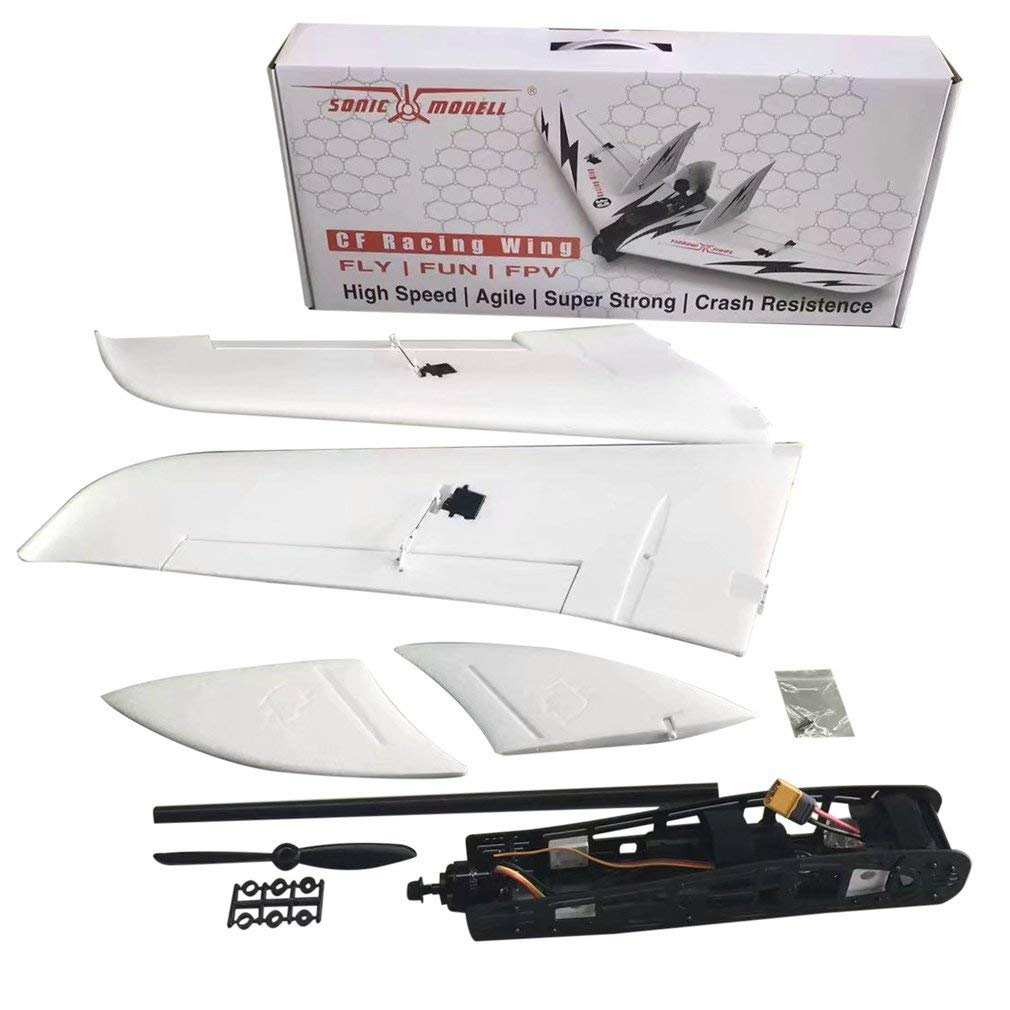 Sonic Modell 1030mm Wingspan EPO FPV Fixed Wing RC Aircraft Airplane Drone Aircraft RC PNP e47d8f