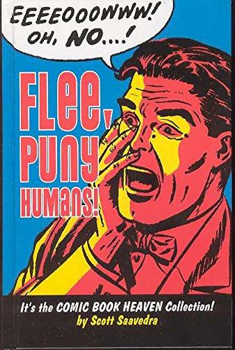 Download Flee, Puny Humans! pdf