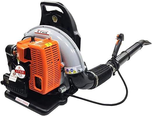 DRAKE18 Soplador de Hojas, soplador de Gasolina 3000W de eliminación de Polvo extintor de Incendios Ventilador Industrial de Dos Tiempos de Alta Potencia: Amazon.es: Hogar