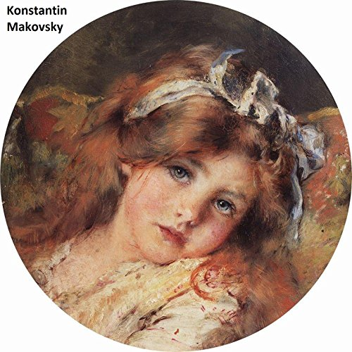 362 Amazing Color Paintings of Konstantin Makovsky - Russian Portrait Painter (June 20, 1839 - September 17, 1915)
