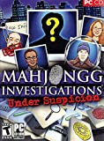 Mahjongg Investigations: Under Suspicion - PC