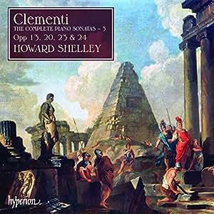 Clementi: Piano Sonatas Vol.3