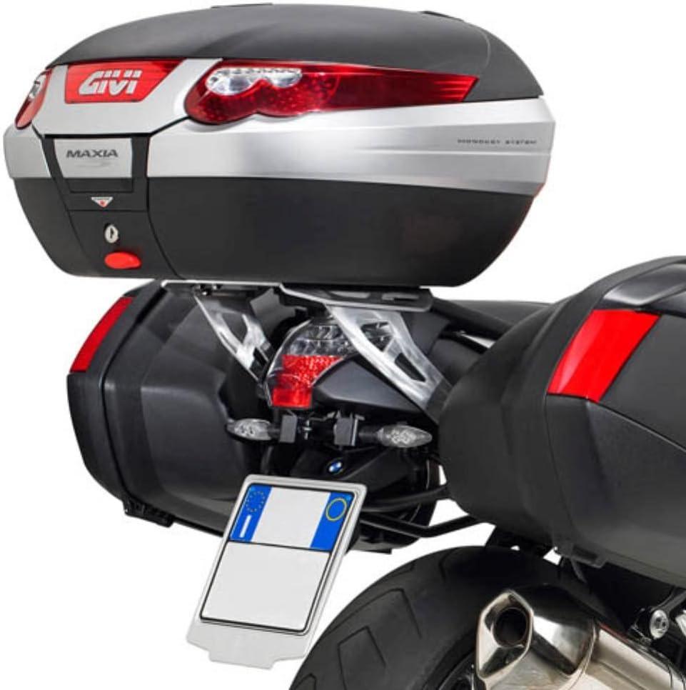 Givi SRA690 Tirante Monokey Ba/úl con Aluminio Placa Carga M/áxima 6 Kg