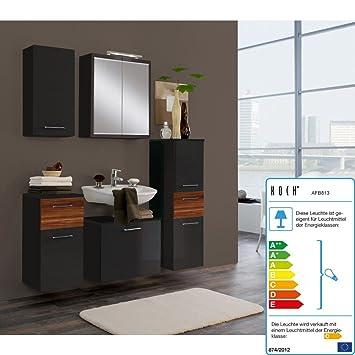 undefined Komplett-Badezimmer Bern 5-teilig: Amazon.de: Küche & Haushalt