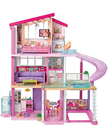 3d20beff87e52 Amazon.com  Dollhouses - Dolls   Accessories  Toys   Games