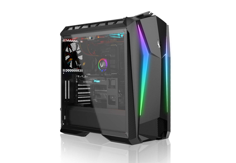 【お気に入り】 ZOTAC Gaming MEK GU208TC702B-U-W2B Ultra Gaming PC GeForce RTX GeForce 2080 DDR4/500GB Ti 11GB GDDR6 Z370 6-core Liquid-Cooled Intel Core i7-8700K 32GB DDR4/500GB NVMe SSD/2TB HDD/Windows 10 System - GU208TC702B-U-W2B B07JWYYNR5, ウグイスザワチョウ:2dc70e96 --- svecha37.ru