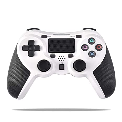 Controlador inalámbrico PS4 Dualshock 4, Joypad con botones ...