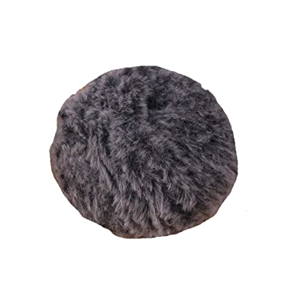 Amazon com: Gray Chunky Fluffy Faux Fur Yarn, 50g/0 11lb Eyelash