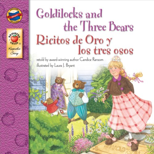 Learning Resources Three Bear - Goldilocks and the Three Bears, Grades PK - 3: Ricitos de Oro y los tres osos (Keepsake Stories)