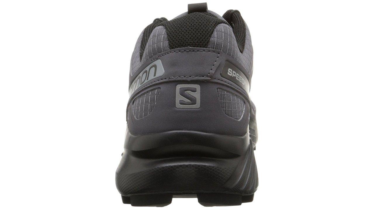 Salomon Men's Speedcross 4 Trail Runner, Dark Cloud, 7 M US by Salomon (Image #9)