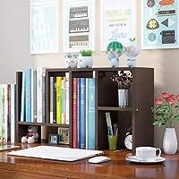 Bookshelf - Simple Children's Bookshelf Desktop Small Bookshelf