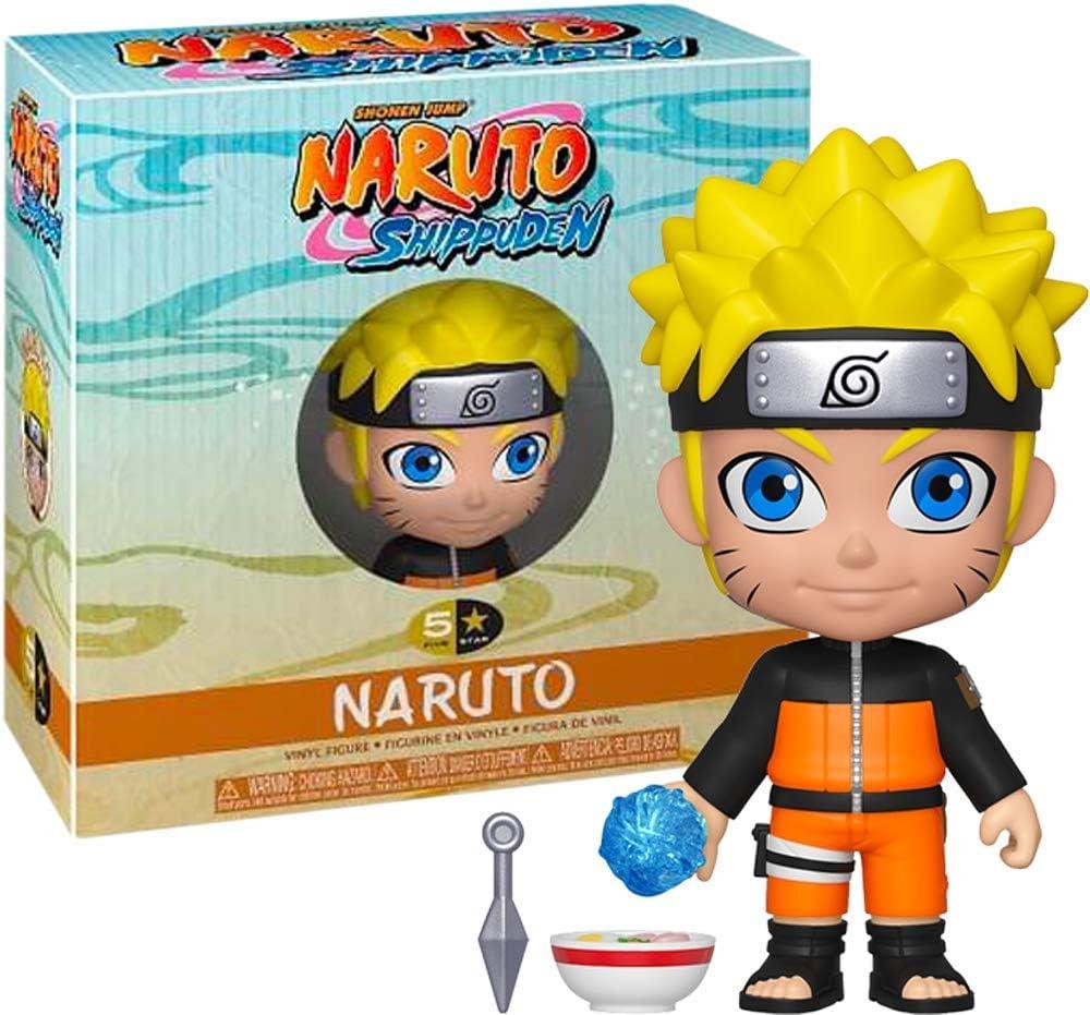 Kurama Figurine Naruto Shippuden Funko 5 Star