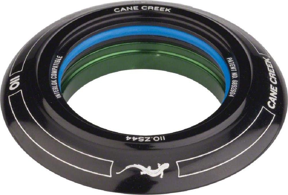 New Cane Creek 40 ZS44//28.6 Short Cover Top Headset Black