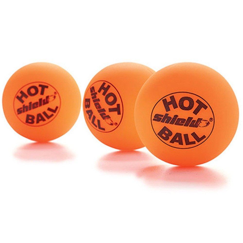 Orange No-Bounce Hotball Shield