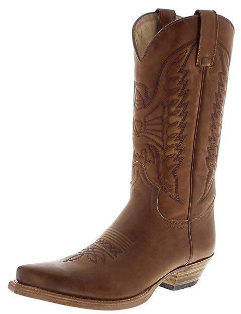 rivenditore online 08b04 a9d05 Sendra Boots 2073, Stivali western unisex adulto: Amazon.it ...