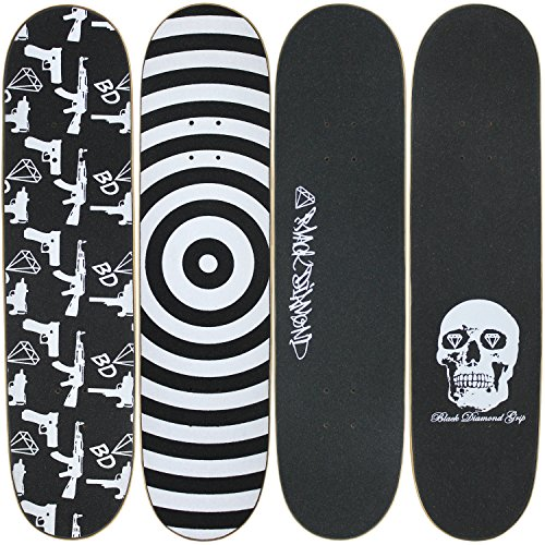 Moose 4 Blank Skateboard Decks 8.0