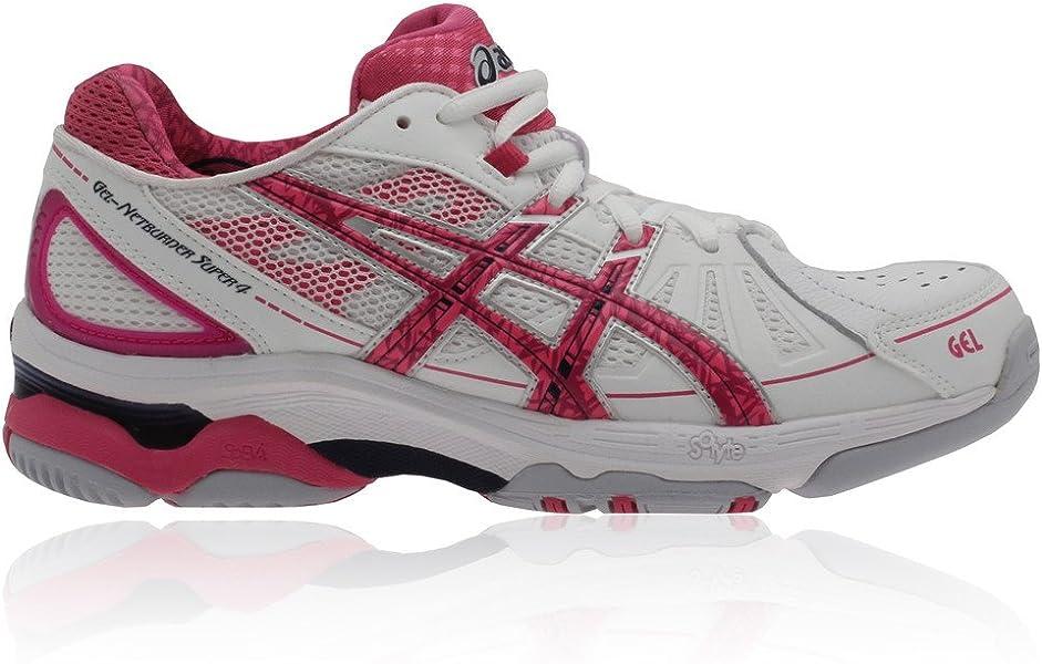 af7d11f07bfb ASICS Gel-Netburner Super 4 Women s Netball Shoes - 13 - Pink