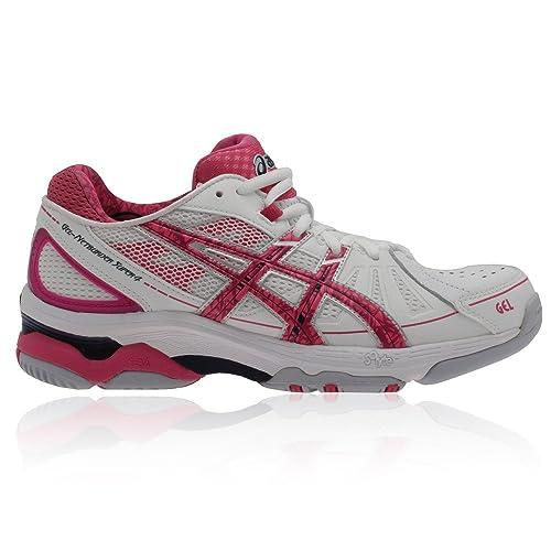 91fe99cae2ab5 ASICS Gel-Netburner Super 4 Women's Netball Shoes - 11 Pink: Amazon ...