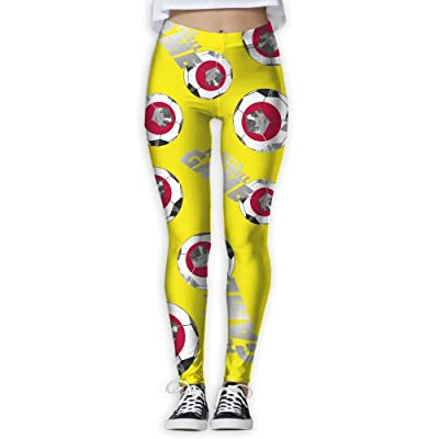 2018 Football Game Japan Women Printed Design Leggings Activewear Lightweight Legging Yoga Pants