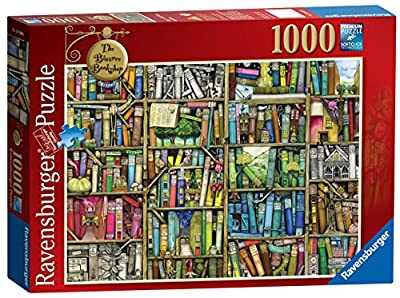 Ravensburger Colin Thompson - The Bizarre Bookshop, 1000pc Jigsaw Puzzle