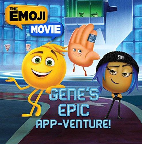 Gene's Epic App-venture! (The Emoji Movie)