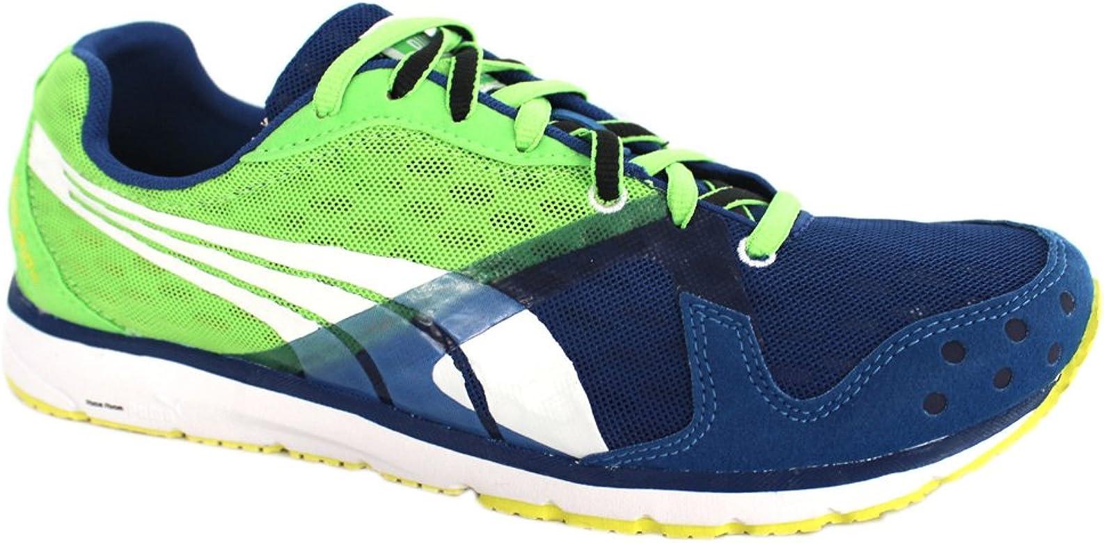 PUMA Zapatillas Running Hombre Faas 300 V2 Monaco (Talla 45 EU): Amazon.es: Zapatos y complementos