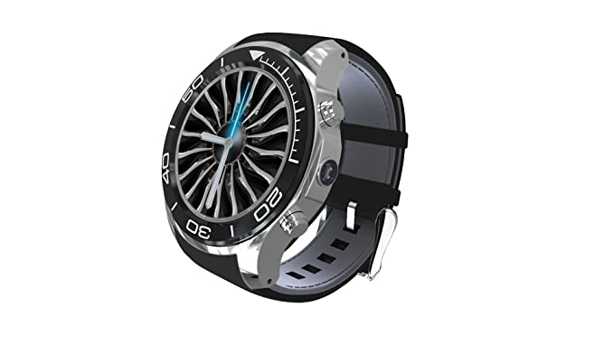 Amazon.com: ENbeautter 3g Smartwatch for Android iOS Nano ...