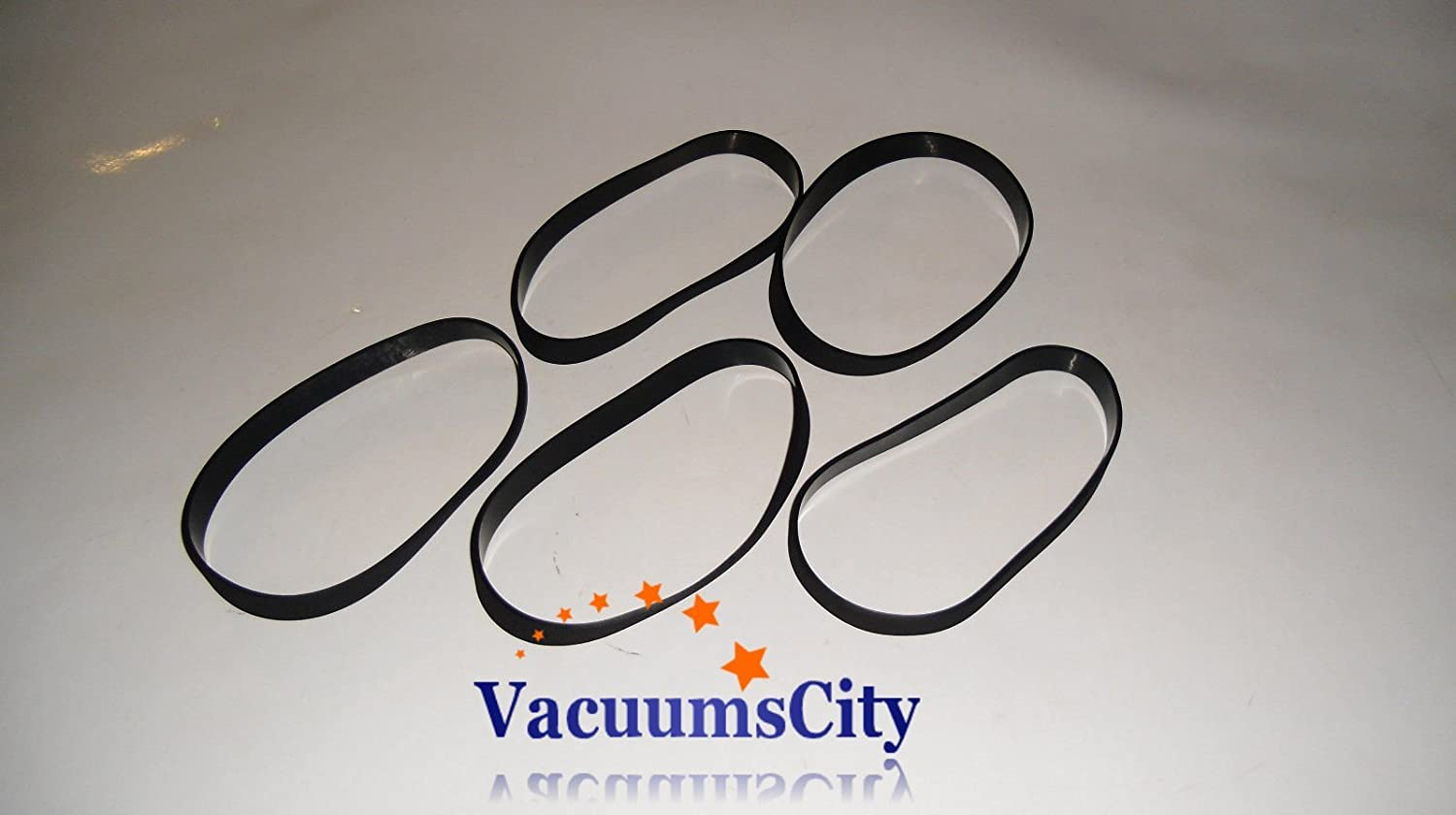 Riccar Upright Vacuum Cleaner 8000 Series Belts { 5 Belts } Generic Part # 9.104