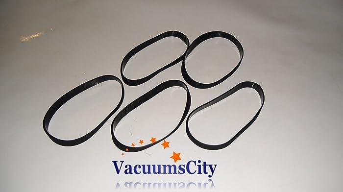 Riccar Upright Vacuum Cleaner 8000 Series Belts { 5 Belts } Generic Part # 9.104